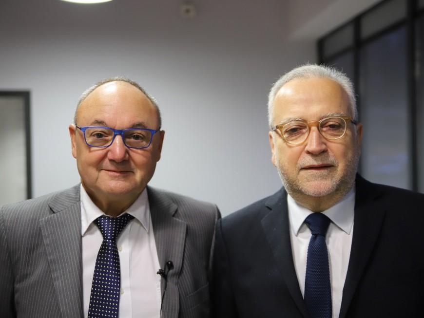 """Jean-Yves Sécheresse : """"On ne peut pas reprocher à Collomb de ne pas avoir bougé de son bureau le 8 décembre"""""""