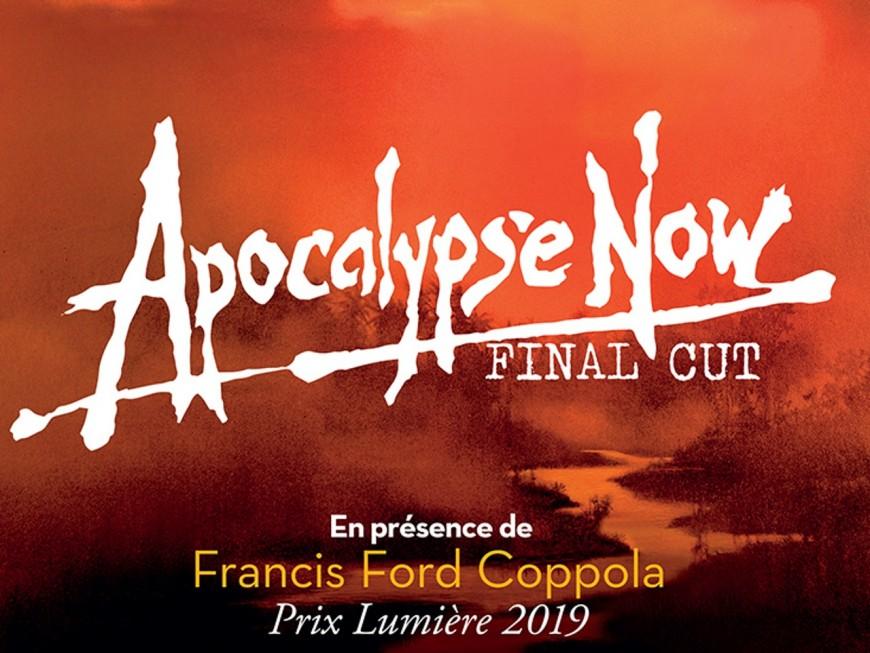 Apocalypse Now diffusé en clôture du Festival Lumière
