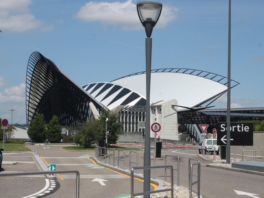 Une startup lyonnaise propose des trajets moins chers pour l'aéroport de Lyon Saint-Exupéry