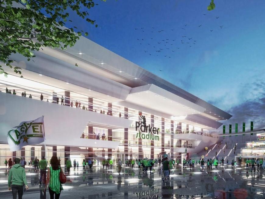 Villeurbanne : le projet de l'Arena de l'Asvel contesté par un collectif