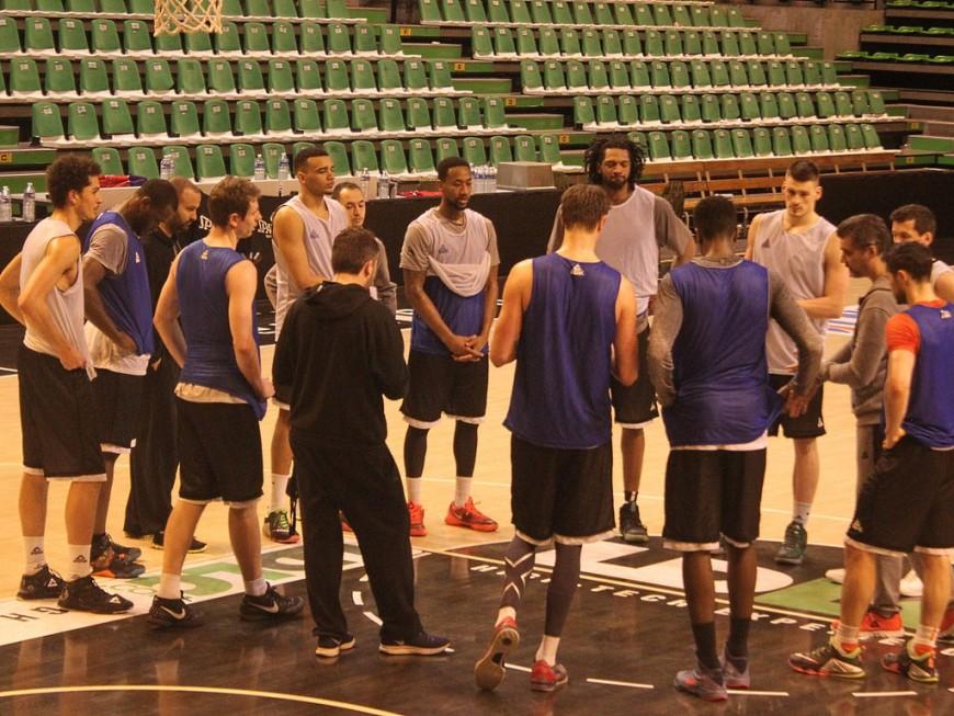 Eurocoupe : face à Gran Canaria, l'ASVEL a l'avantage du terrain