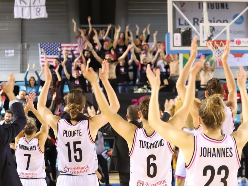 Basket : l'ASVEL féminin se qualifie pour les quarts de finale de l'Euroligue