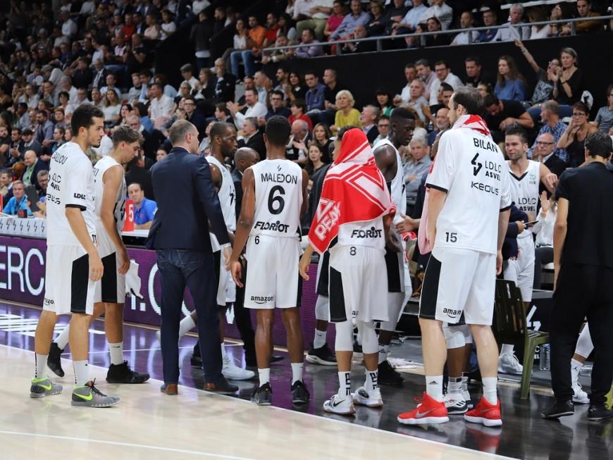 Euroligue : l'ASVEL sombre contre l'Olympiakos