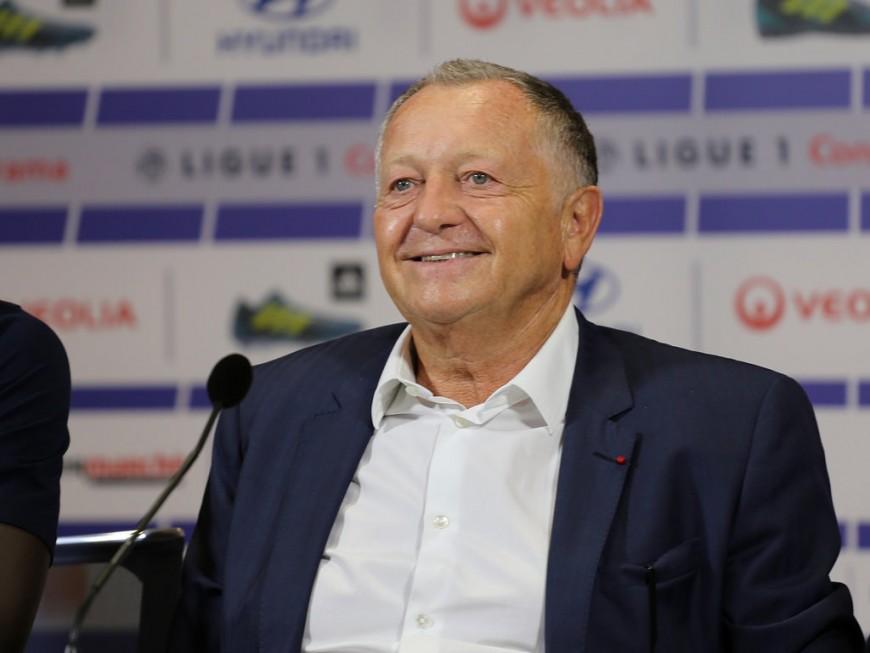 Groupama Stadium : Jean-Michel Aulas annonce la construction d'une salle de spectacle et de sport d'ici deux à trois ans