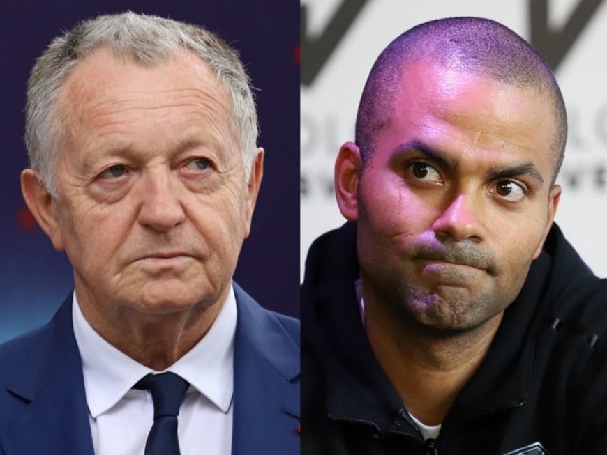 OL: Tony Parker futur successeur de Jean-Michel Aulas?