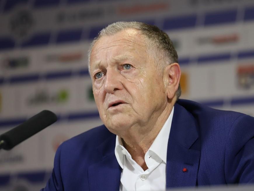 Arrêt de la Ligue 1: Jean-Michel Aulas (OL) imagine des play-offs