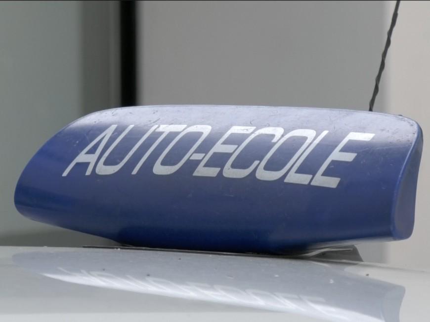 Permis à 17 ans : les auto-écoles s'adaptent à Lyon – VIDEO