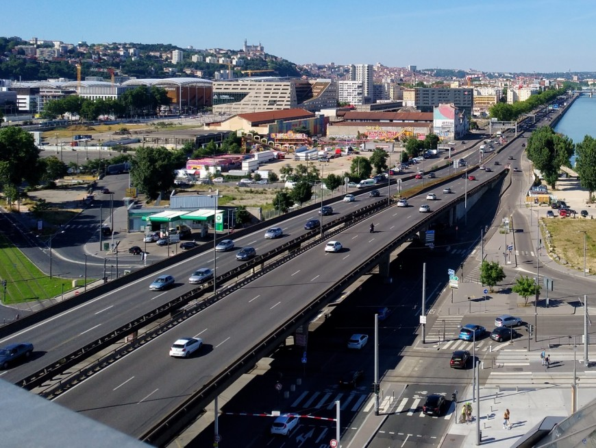 Faudra-t-il bientôt payer 5 euros par jour pour entrer dans Lyon ?