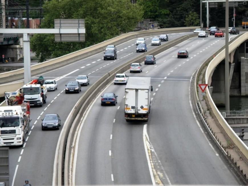 Grève des employés des autoroutes du Sud de la France