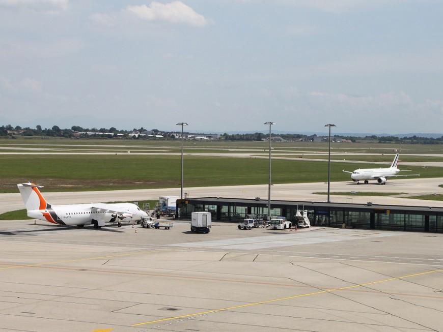 L'aéroport de Lyon vise la barre des 11 millions de passagers d'ici fin 2018