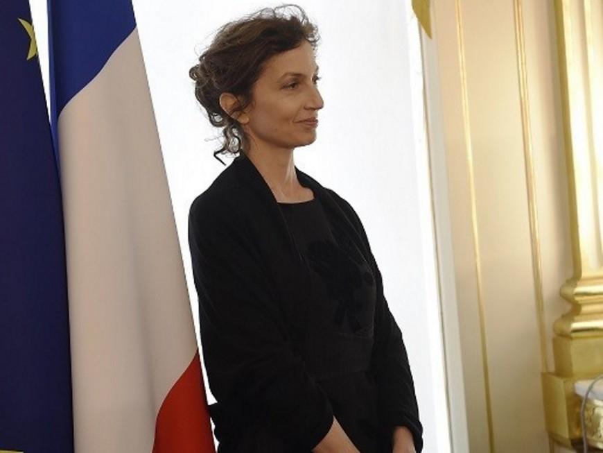 La ministre de la Culture en déplacement dans le Rhône