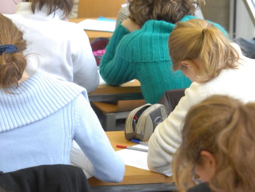 Moins d'un lycée sur deux a réduit les heures de présence des lycéens dans l'académie de Lyon