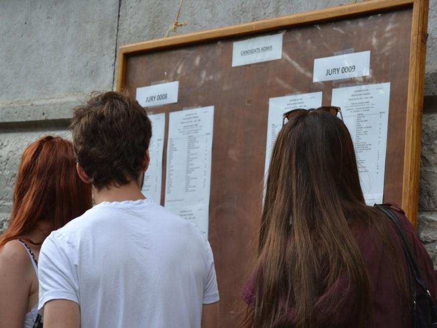 Bac 2016 : 80,7% de réussite dans l'académie de Lyon au 1er tour