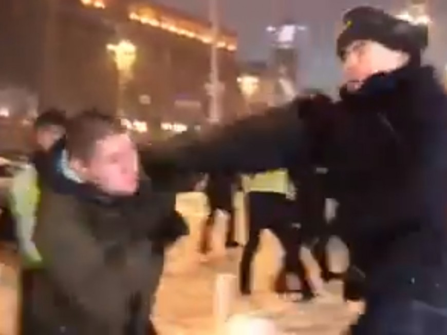 OL : des Lyonnais attaqués par des hooligans en Ukraine - VIDEO