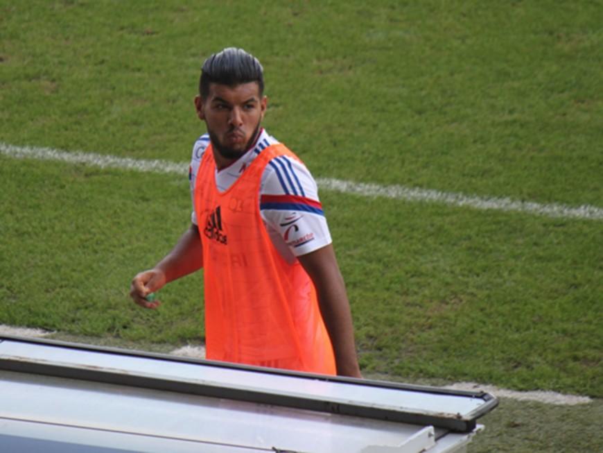 OL: Farès Bahlouli est à Monaco