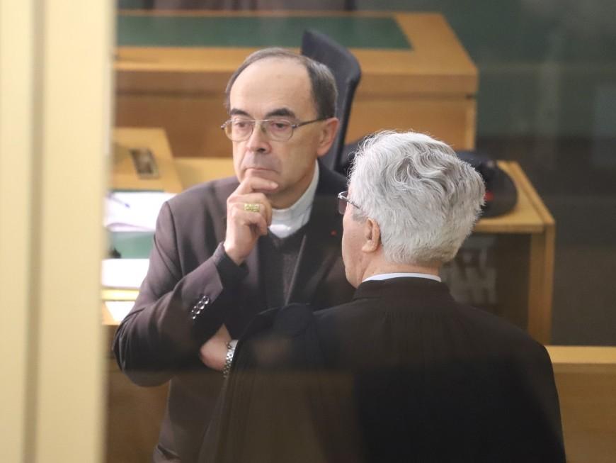 Procès Barbarin : le cardinal absent pour l'énoncé de l'arrêt ?