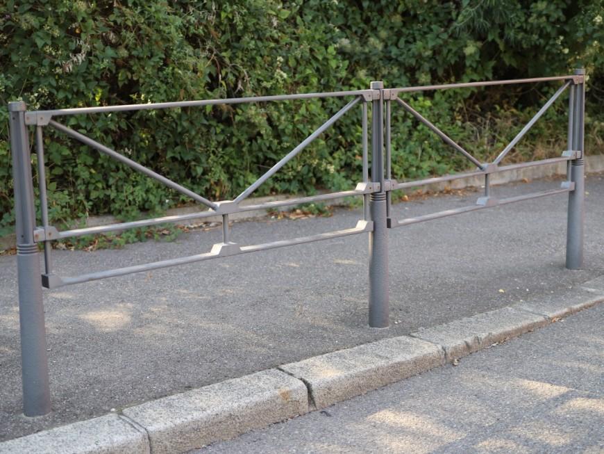 Confluence : la Métropole condamnée à payer 3500 euros après la chute d'une barrière sur une fillette