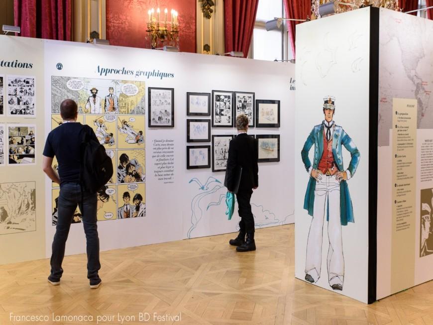 Lyon BD festival : Charlie Adlard, dessinateur de The Walking dead à l'honneur