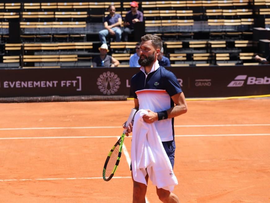 Benoit Paire confirme sa venue à l'Open Parc Auvergne-Rhône-Alpes