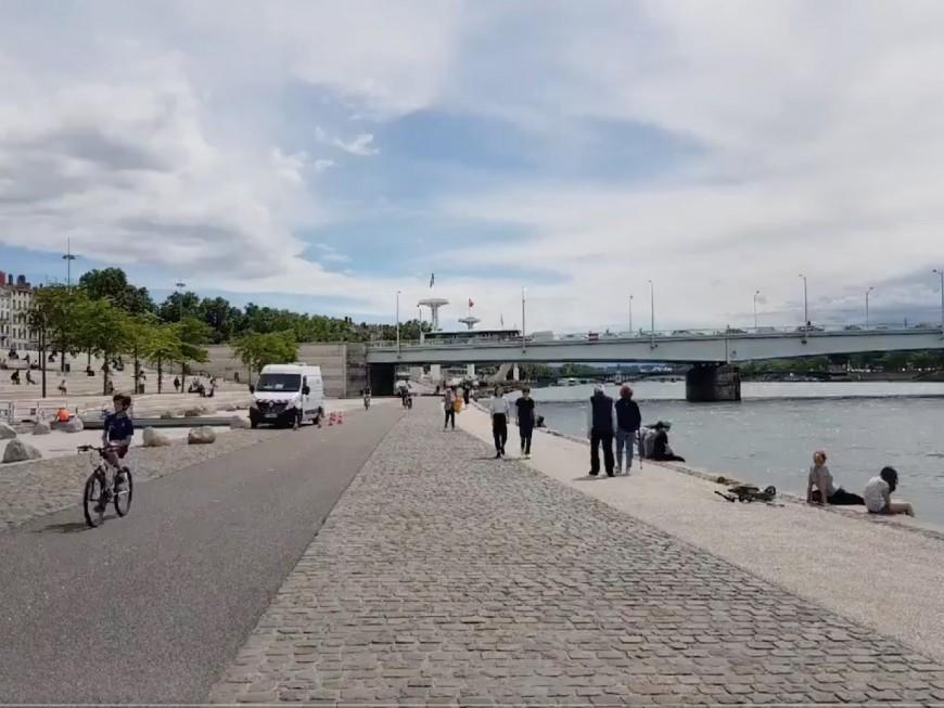 Lyon: un ramassage des déchets en anglais prévu ce mercredisur les Berges du Rhône