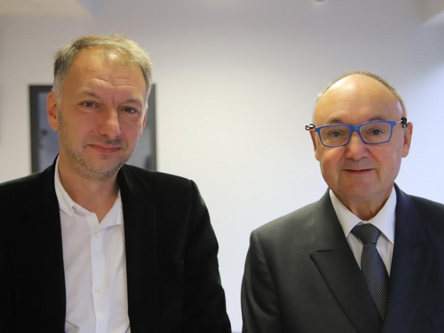 """Bruno Bernard (EELV) : """"Pour préserver le climat, la Métropole de Lyon ne peut pas grossir indéfiniment"""""""
