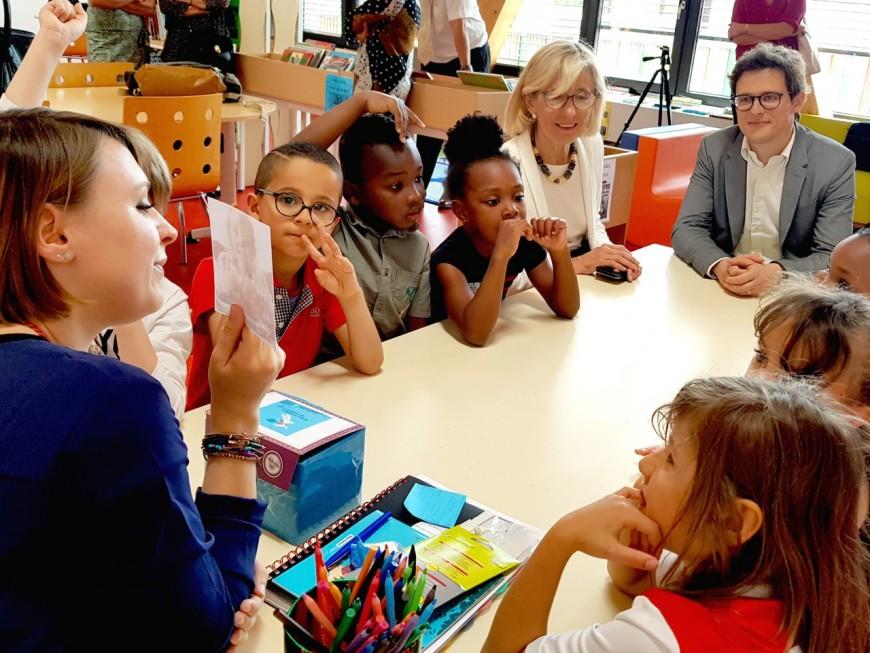 Ecole obligatoire à trois ans : la bonne idée de Berthelot à Villeurbanne