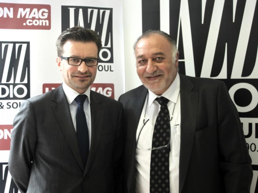 """Alain Partouche, DG de Wintech Global : """"Tous les acteurs du pétrole réunis pour la première fois, et c'était à Lyon"""""""