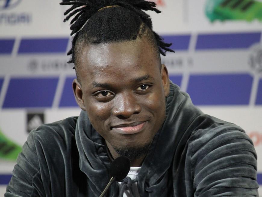 Bertrand Traoré en lice pour le titre du joueur africain de l'année