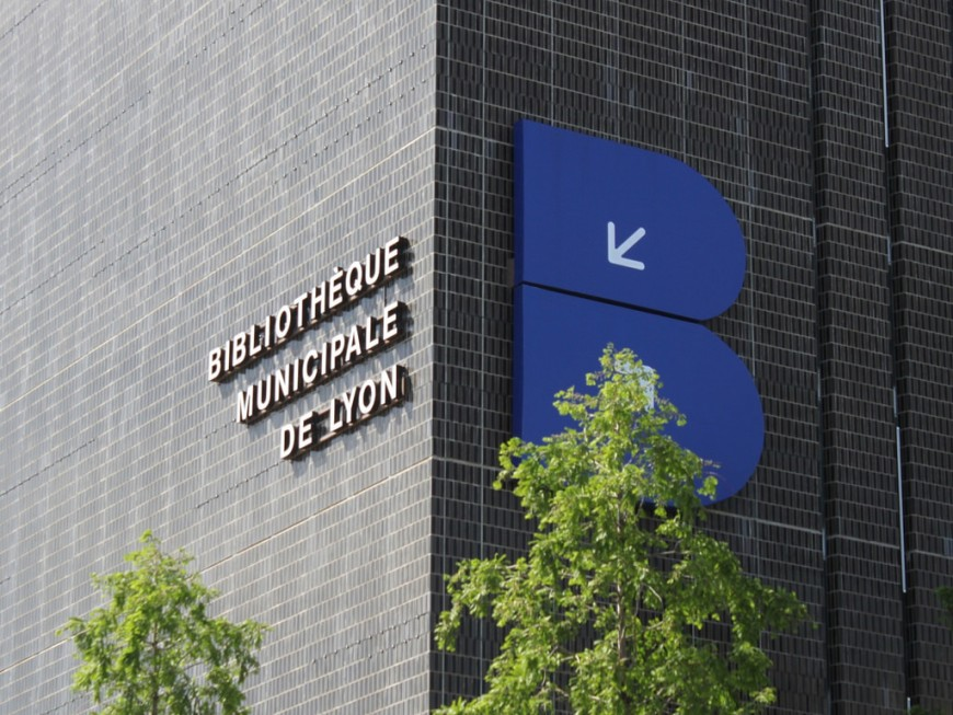 La bibliothèque de Lyon 6e ferme ses portes le 24 août