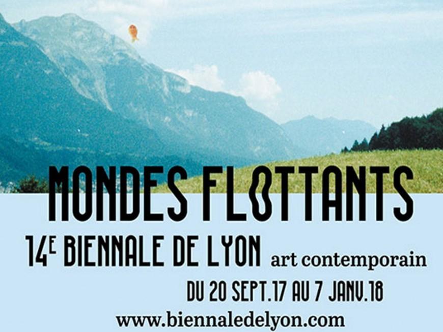 Coup d'envoi ce mercredi de la Biennale d'art contemporain de Lyon
