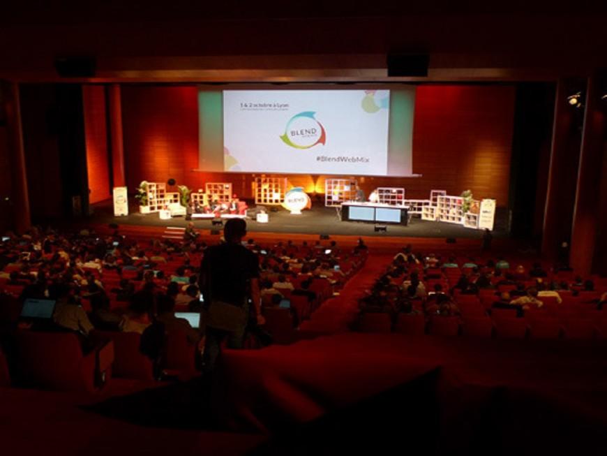 Lyon : le BlendWebMix 2015 programmé les 28 et 29 octobre