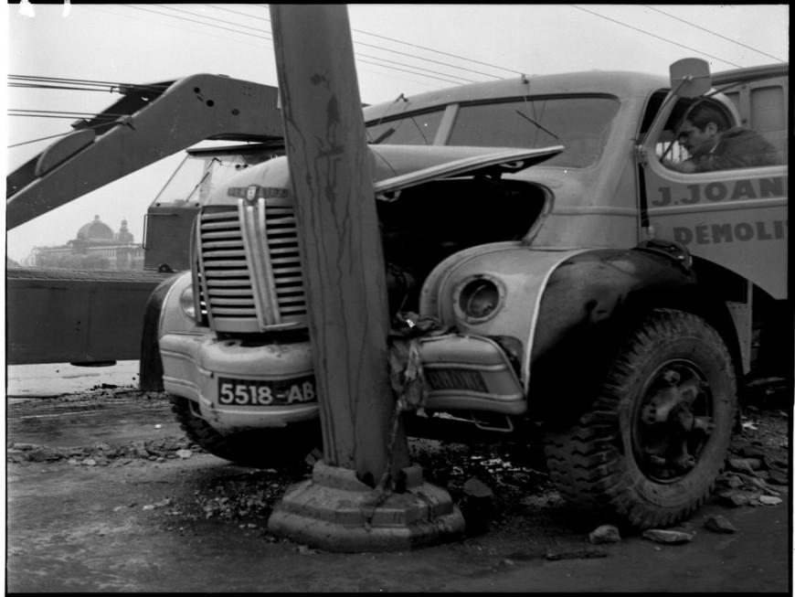Mai 68 à Lyon : il y a 50 ans, un commissaire était écrasé par un camion fou