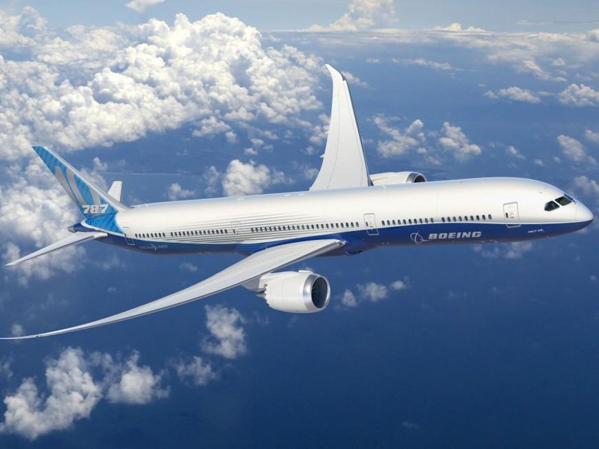 Bientôt un Boeing 787 pour faire la liaison entre Paris et Lyon ?