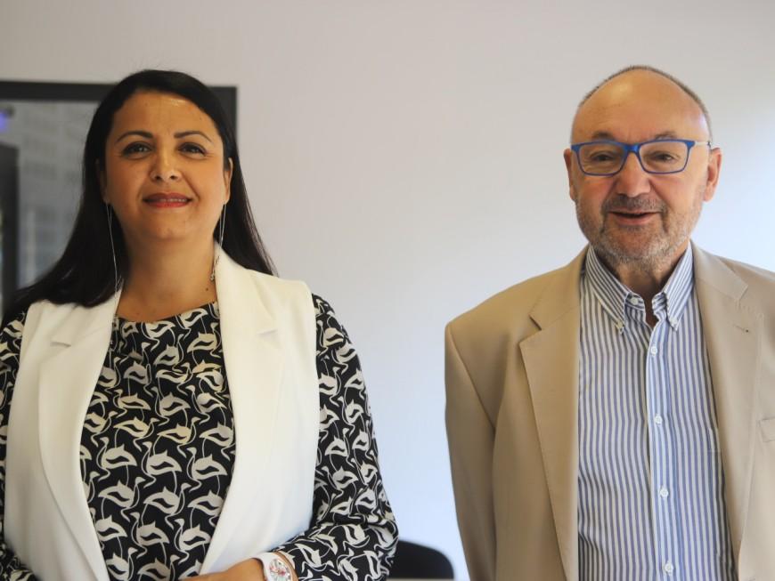 """Fouziya Bouzerda : """"J'aurais imaginé que le rassemblement à Lyon puisse embrasser d'autres candidats"""""""