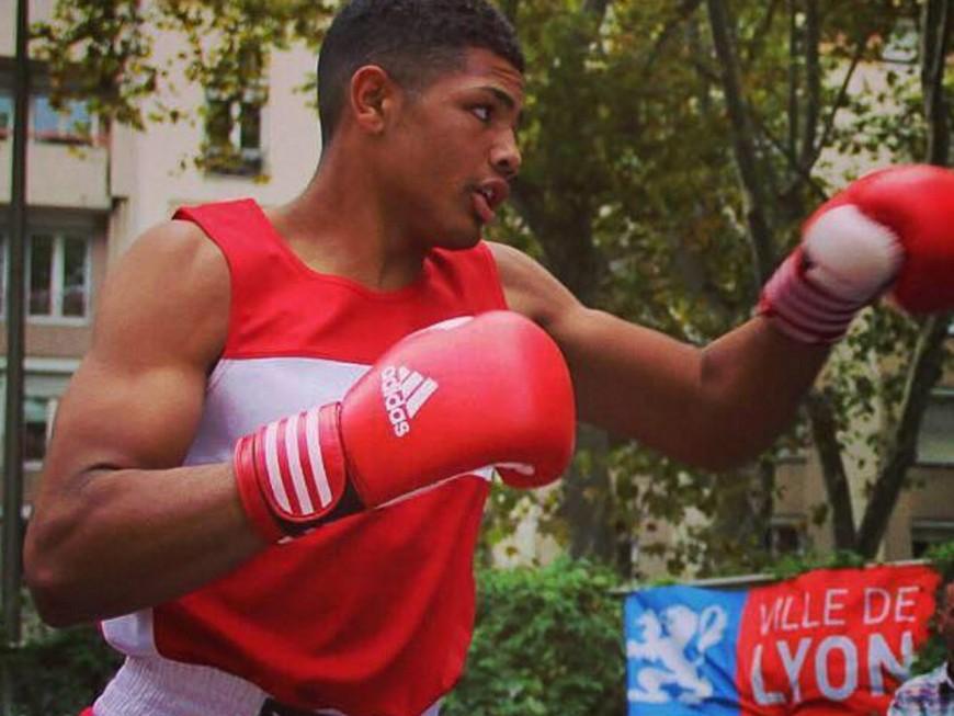 Le boxeur lyonnais Paul Omba Biongolo qualifié pour les JO