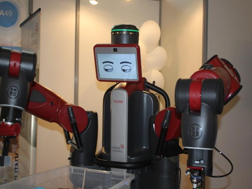 Les robots font leur show à Lyon !