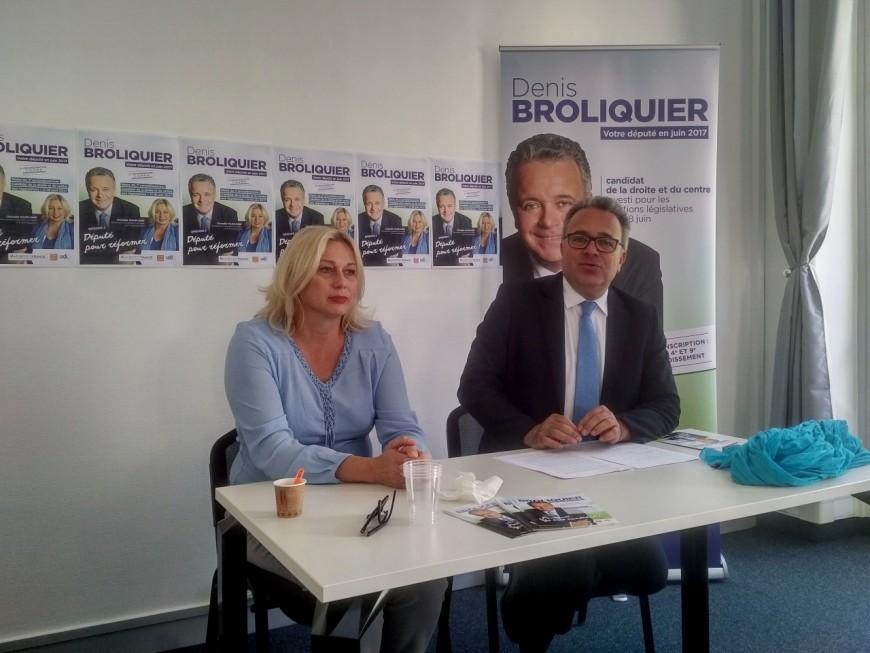 """Denis Broliquier : """"une plus grande légitimité"""" pour être le candidat de la droite et du centre"""