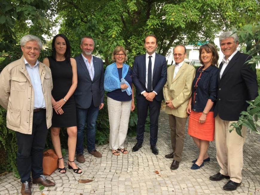 Municipales 2020 : des élus proches d'Elisabeth Queyranne rejoignent Jérémie Bréaud (LR)