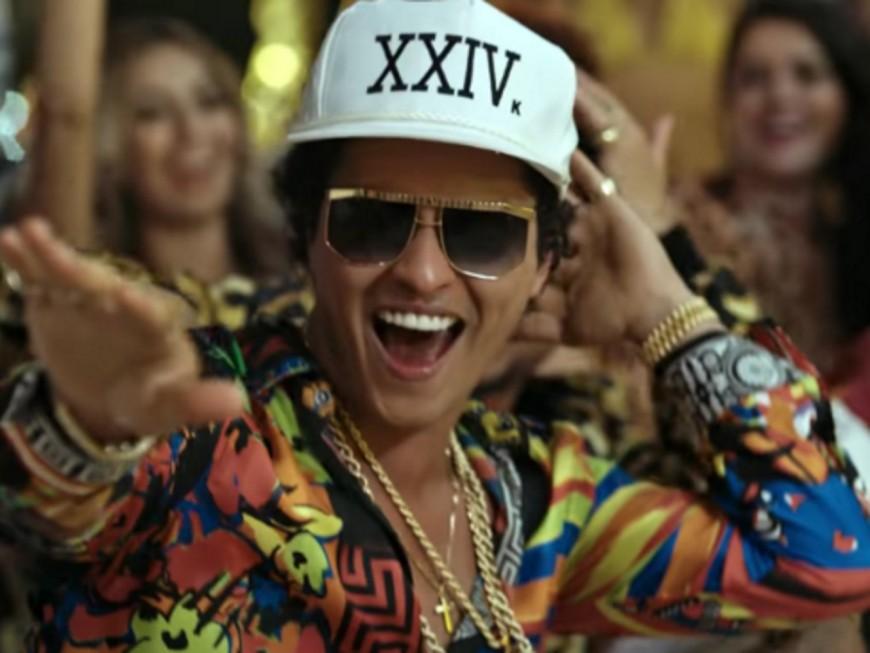Bruno Mars en concert à Lyon en 2017 !