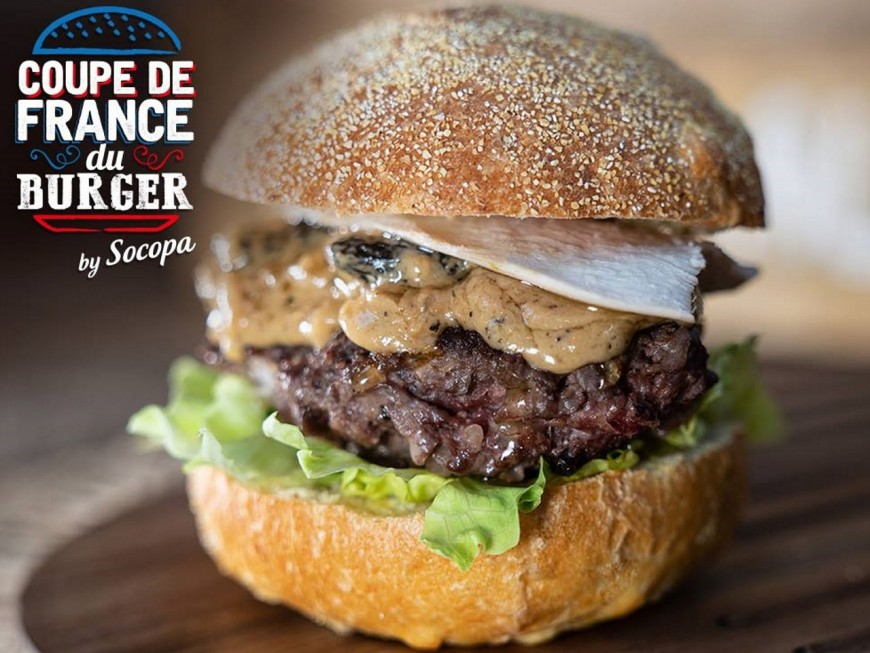 Un burger lyonnais sera-t-il sacré meilleur burger de France ?