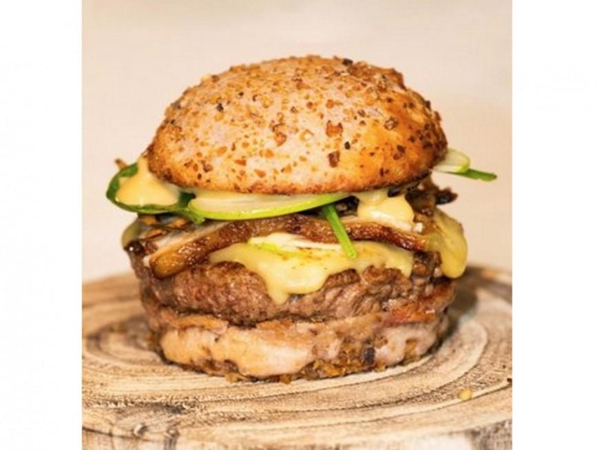 Le meilleur burger de France est rhônalpin !