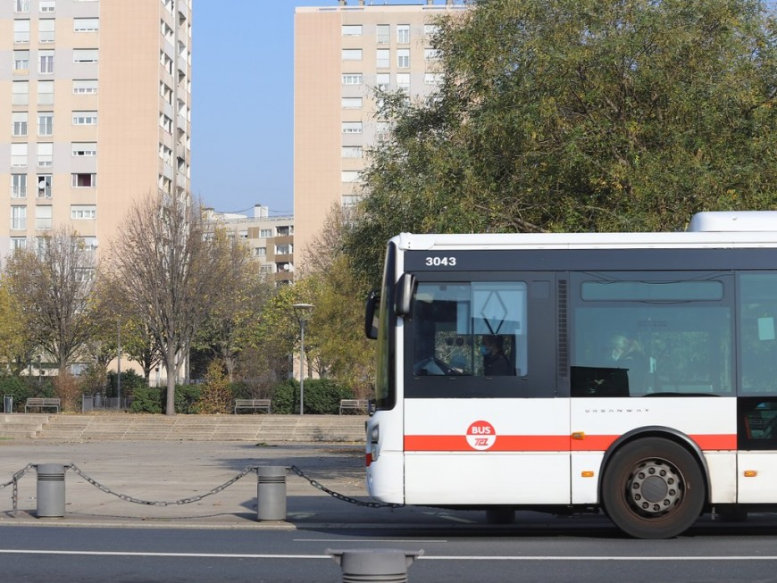 Covid-19 à Lyon : un peu plus de 10% des usagers n'utilisent plus les transports en commun