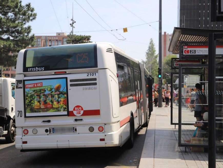 Lyon : 10 mois avec sursis pour les agresseurs d'un chauffeur de bus
