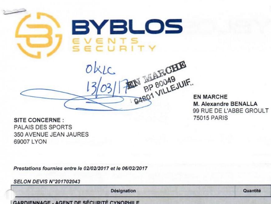 Pourquoi Gilbert Collard a évoqué les liens entre Byblos (Lyon) et Alexandre Benalla ?