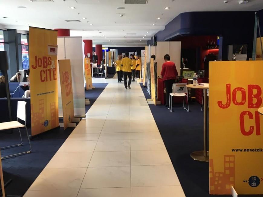 """Le Parc OL accueillait la 10e édition de """"Jobs&Cite Stadium"""""""