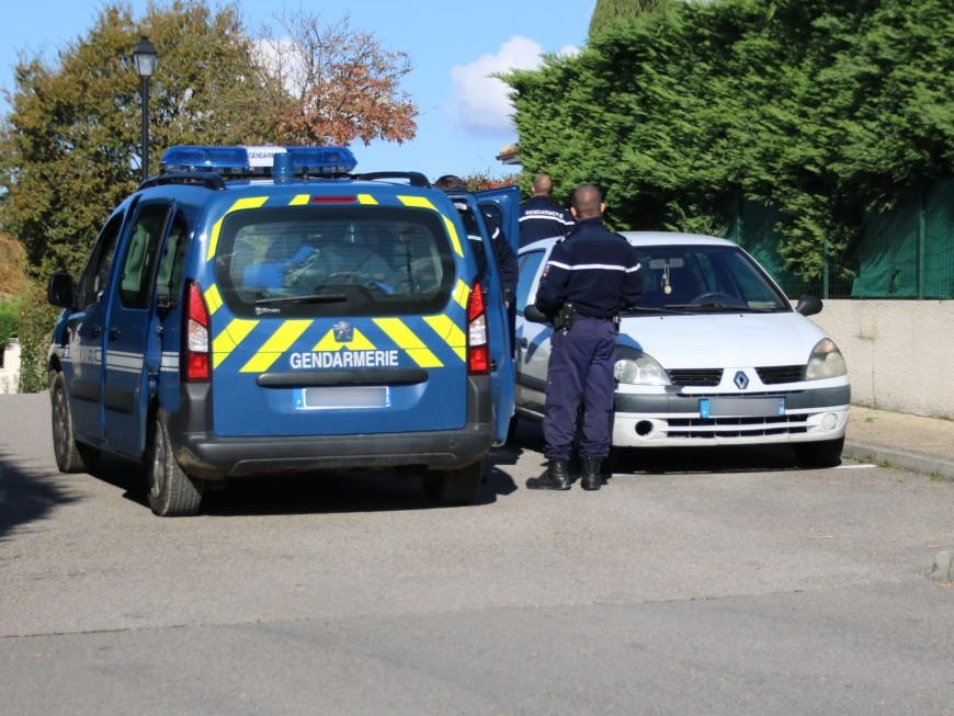 Accident mortel à Echalas : la gendarmerie lance un appel à témoin
