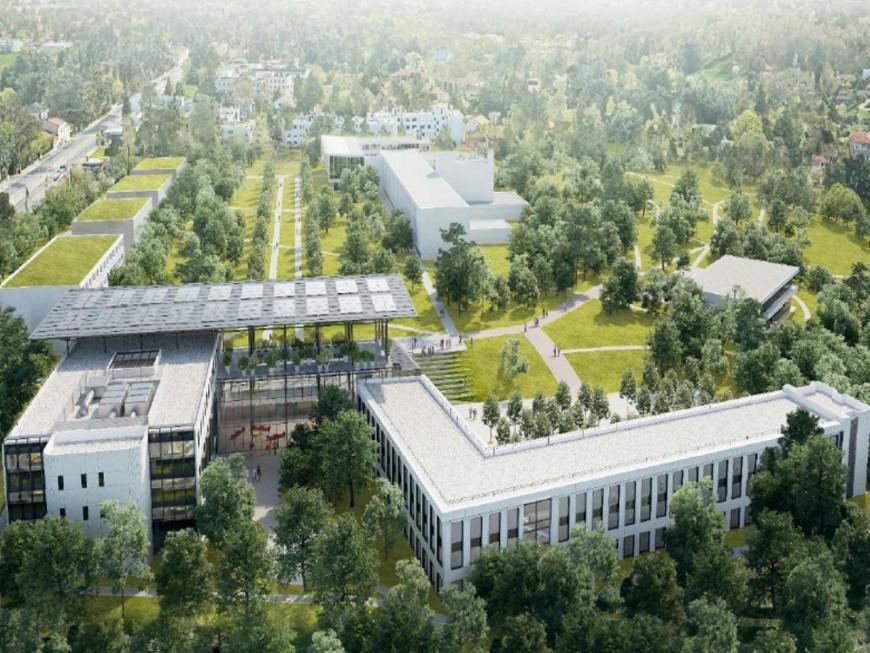 Le Campus Région du Numérique ouvrira en 2020 à Charbonnières