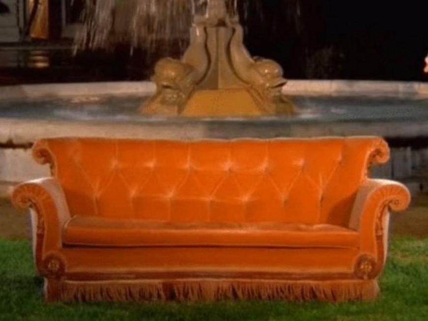 Le canapé de Friends à Lyon ce vendredi !