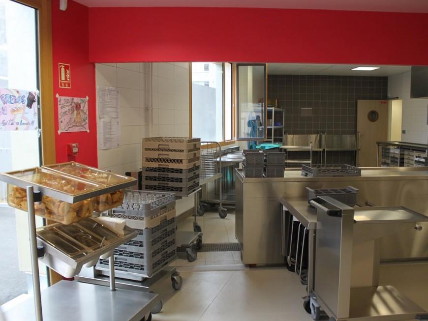 Des menus bios et locaux dans les cantines de la Métropole de Lyon