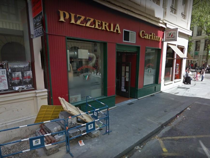 Lyon : fin cruelle pour la pizzeria Carlino